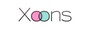 Xoons Ltd. Web Design Company Logo